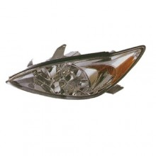 2002 -  2004 Toyota Camry Front Headlight Assembly Replacement Housing / Lens / Cover - Right (Passenger) Side - (LE + XLE)