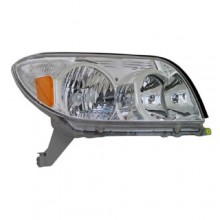2003 - 2005 Toyota 4Runner Front Headlight Assembly Replacement Housing / Lens / Cover - Right (Passenger) Side