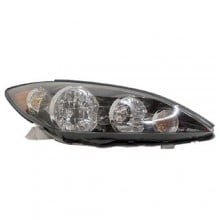 2005 - 2006 Toyota Camry Front Headlight Assembly Replacement Housing / Lens / Cover - Right (Passenger) Side - (SE)
