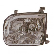 2005 -  2006 Toyota Tundra Front Headlight Assembly Replacement Housing / Lens / Cover - Right (Passenger) Side - (Crew Cab Pickup)
