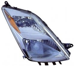 2004 -  2005 Toyota Prius Headlight Assembly - Right (Passenger) Side