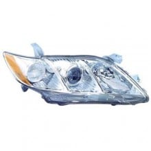 2007 -  2009 Toyota Camry Front Headlight Assembly Replacement Housing / Lens / Cover - Right (Passenger) Side