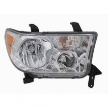 2007 -  2013 Toyota Tundra Front Headlight Assembly Replacement Housing / Lens / Cover - Right (Passenger) Side
