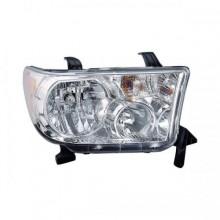 2009 - 2013 Toyota Tundra Headlight Assembly -   (CAPA Certified)