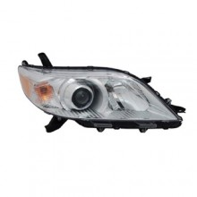 2011 - 2020 Toyota Sienna Front Headlight Assembly Replacement Housing / Lens / Cover - Right (Passenger) Side - (Base Model + LE + Limited + XLE)