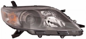 2011 - 2014 Toyota Sienna Front Headlight Assembly Replacement Housing / Lens / Cover - Right (Passenger) Side - (SE)
