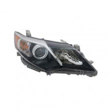 2012 -  2014 Toyota Camry Front Headlight Assembly Replacement Housing / Lens / Cover - Right (Passenger) Side - (SE + SE Sport)