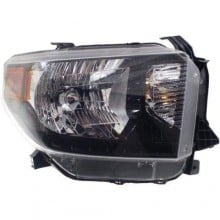 2014 - 2017 Toyota Tundra Headlight Assembly -   (CAPA Certified)