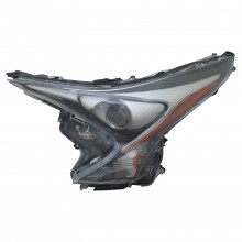 2016 - 2018 Toyota Prius Headlight Assembly - Right (Passenger)  (NSF Certified)