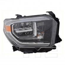 2018 - 2020 Toyota Tundra Headlight Assembly - Right (Passenger)