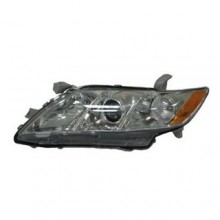 2007 -  2009 Toyota Camry Front Headlight Assembly Replacement Housing / Lens / Cover - Left (Driver) Side - (LE + XLE)