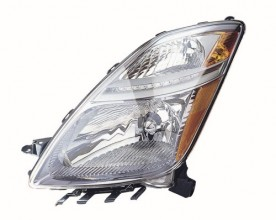 2005 -  2009 Toyota Prius Front Headlight Assembly Replacement Housing / Lens / Cover - Left (Driver) Side