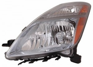 2006 -  2009 Toyota Prius Front Headlight Assembly Replacement Housing / Lens / Cover - Left (Driver) Side