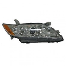 2007 -  2009 Toyota Camry Front Headlight Assembly Replacement Housing / Lens / Cover - Right (Passenger) Side - (LE + XLE)