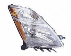 2005 -  2009 Toyota Prius Front Headlight Assembly Replacement Housing / Lens / Cover - Right (Passenger) Side
