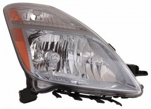 2006 -  2009 Toyota Prius Headlight Housing - Right (Passenger) Side