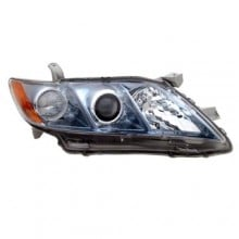 2007 -  2009 Toyota Camry Headlight Assembly Replacement (NSF Certified) - Right (Passenger) Side - (Sedan; Gas Hybrid)