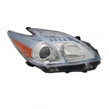 2010 -  2011 Toyota Prius Headlight Housing - Right (Passenger) Side