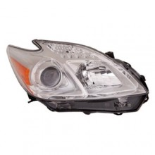 2012 - 2015 Toyota Prius Front Headlight Assembly Replacement Housing / Lens / Cover - Right (Passenger) Side