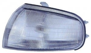 1992 -  1994 Toyota Camry Parking Light Assembly Replacement / Lens Cover - Left (Driver) Side