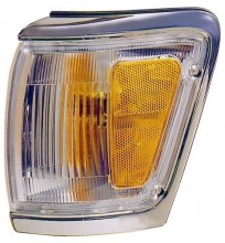 1992 -  1995 Toyota 4Runner Parking Light Assembly Replacement / Lens Cover - Left (Driver) Side