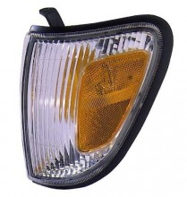 1997 - 2000 Toyota Tacoma Parking Light Assembly Replacement / Lens Cover - Left (Driver) Side - (4WD + Pre Runner RWD)