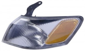 1997 - 1999 Toyota Camry Turn Signal Light Assembly Replacement / Lens Cover - Front Left (Driver) Side