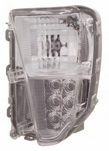 2012 - 2012 Toyota Prius Turn Signal Light Assembly Replacement / Lens Cover - Front Left (Driver) Side