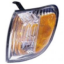 2000 -  2004 Toyota Tundra Turn Signal Light Assembly Replacement / Lens Cover - Front Right (Passenger) Side - (Standard Cab Pickup + Extended Cab Pickup)
