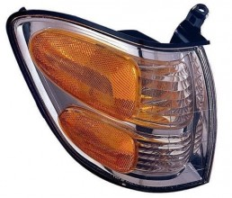 2004 Toyota Tundra Turn Signal Light Assembly Replacement / Lens Cover - Front Right (Passenger) Side - (Crew Cab Pickup)