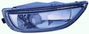 2001 -  2002 Toyota Corolla Fog Light Assembly Replacement Housing / Lens / Cover - Left (Driver) Side