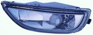2001 - 2002 Toyota Corolla Fog Light Assembly Replacement Housing / Lens / Cover - Right (Passenger) Side