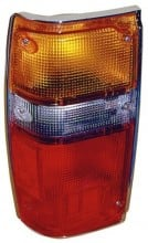 1984 - 1989 Toyota 4Runner Rear Tail Light Assembly Replacement / Lens / Cover - Left (Driver) Side