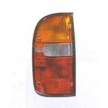1995 - 2000 Toyota Tacoma Rear Tail Light Assembly Replacement / Lens / Cover - Left (Driver) Side
