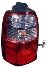 2001 - 2002 Toyota 4Runner Rear Tail Light Assembly Replacement / Lens / Cover - Left (Driver) Side