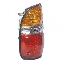 2001 - 2004 Toyota Tacoma Rear Tail Light Assembly Replacement / Lens / Cover - Left (Driver) Side