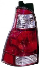 2003 - 2005 Toyota 4Runner Rear Tail Light Assembly Replacement / Lens / Cover - Left (Driver) Side
