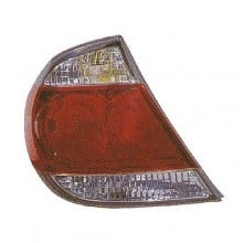2005 -  2006 Toyota Camry Rear Tail Light Assembly Replacement / Lens / Cover - Left (Driver) Side - (LE + XLE)