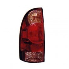 2005 - 2015 Toyota Tacoma Rear Tail Light Assembly Replacement / Lens / Cover - Left (Driver) Side