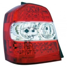 2006 -  2007 Toyota Highlander Rear Tail Light Assembly Replacement / Lens / Cover - Left (Driver) Side - (Hybrid Gas Hybrid + Hybrid Limited Gas Hybrid)
