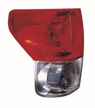 2007 -  2009 Toyota Tundra Rear Tail Light Assembly Replacement / Lens / Cover - Left (Driver) Side
