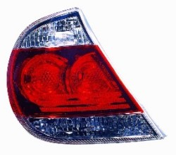 2005 - 2006 Toyota Camry Rear Tail Light Assembly Replacement / Lens / Cover - Left (Driver) Side - (SE)