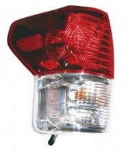 2010 -  2013 Toyota Tundra Rear Tail Light Assembly Replacement / Lens / Cover - Left (Driver) Side