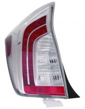 2012 - 2015 Toyota Prius Rear Tail Light Assembly Replacement / Lens / Cover - Left (Driver) Side