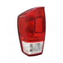 2016 Toyota Tacoma Tail Light Assembly (NSF Certified) - Left (Driver) Side - (SR + SR5) Replacement
