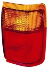 1990 - 1992 Toyota 4Runner Rear Tail Light Assembly Replacement / Lens / Cover - Right (Passenger) Side