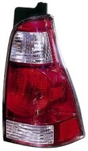 2003 -  2005 Toyota 4Runner Rear Tail Light Assembly Replacement / Lens / Cover - Right (Passenger) Side