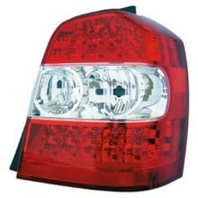 2006 - 2007 Toyota Highlander Rear Tail Light Assembly Replacement / Lens / Cover - Right (Passenger) Side - (Hybrid Gas Hybrid + Hybrid Limited Gas Hybrid)