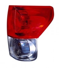 2007 - 2009 Toyota Tundra Rear Tail Light Assembly Replacement / Lens / Cover - Right (Passenger) Side