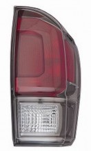 2016 Toyota Tacoma Tail Light Assembly (NSF Certified) - Right (Passenger) Side - (Limited) Replacement